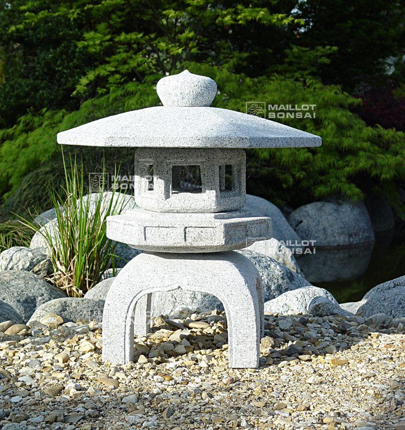 stone lantern stone lantern toro 60cm 45 cm from maillot bonsa the store maillot bonsai. Black Bedroom Furniture Sets. Home Design Ideas