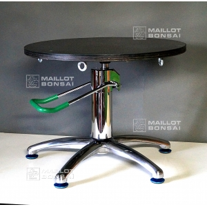 Rotating working table