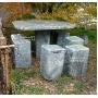 table-and-6-stools-in-japanese-stone